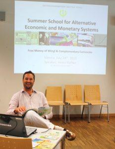 summer school vienna 2015 vortrag heinz hafner waehrung design